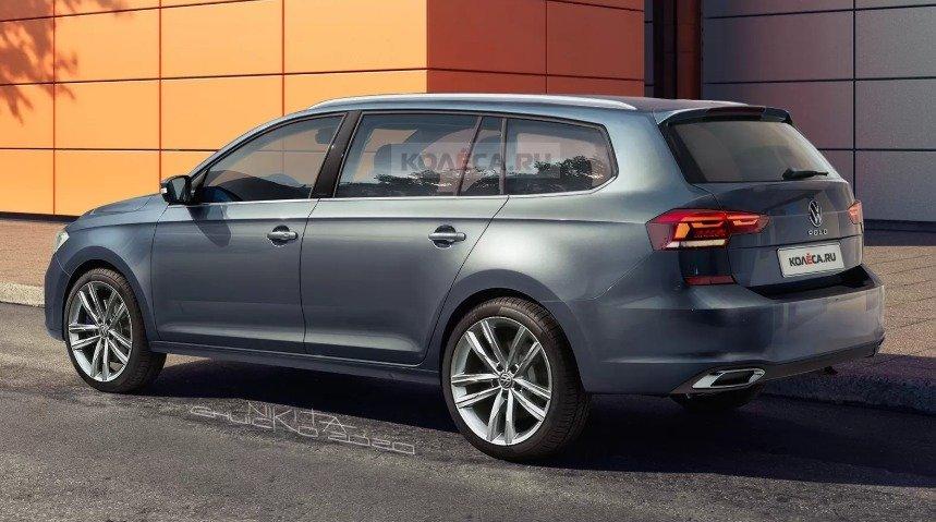 В сети опубликовали дебютные изображения универсала Volkswagen Polo
