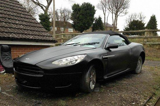 К столетию Zagato выпустят старый Aston Martin с более мощным двигателем