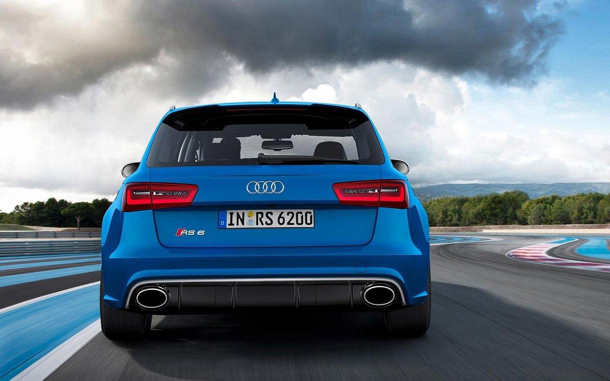 15-летний Audi RS6 после прокачки ушел с аукциона за 36 тыс. долларов