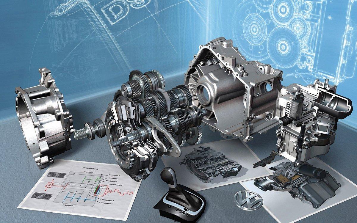 VW навсе 100% отказался отдесятискоростного «автомата»