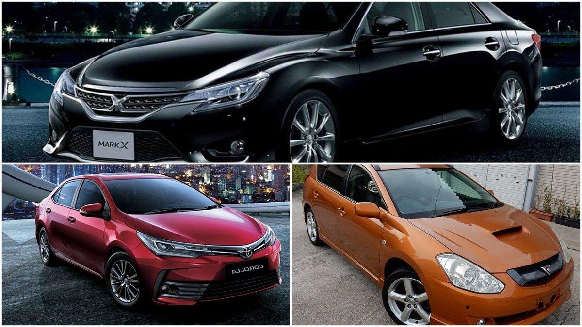 Названы самые известные праворульные автомобили в РФ