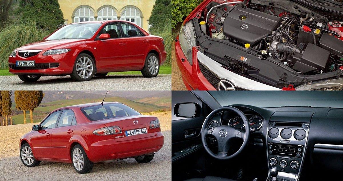 Mazda вынуждена отозвать более 20 000 шестерок в России