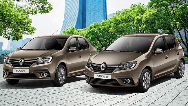 Продажи Renault в России выросли по итогам января