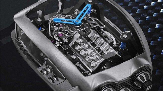Новые часы Bentley Breitling Tourbillon из ограниченной серии оценили в 3,9 млн рублей