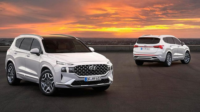 Появились данные о расходе топлива пикапа Hyundai Santa Cruz 2022 года