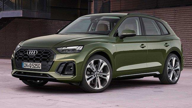 Audi может выпустить «заряженную» вариацию Q5