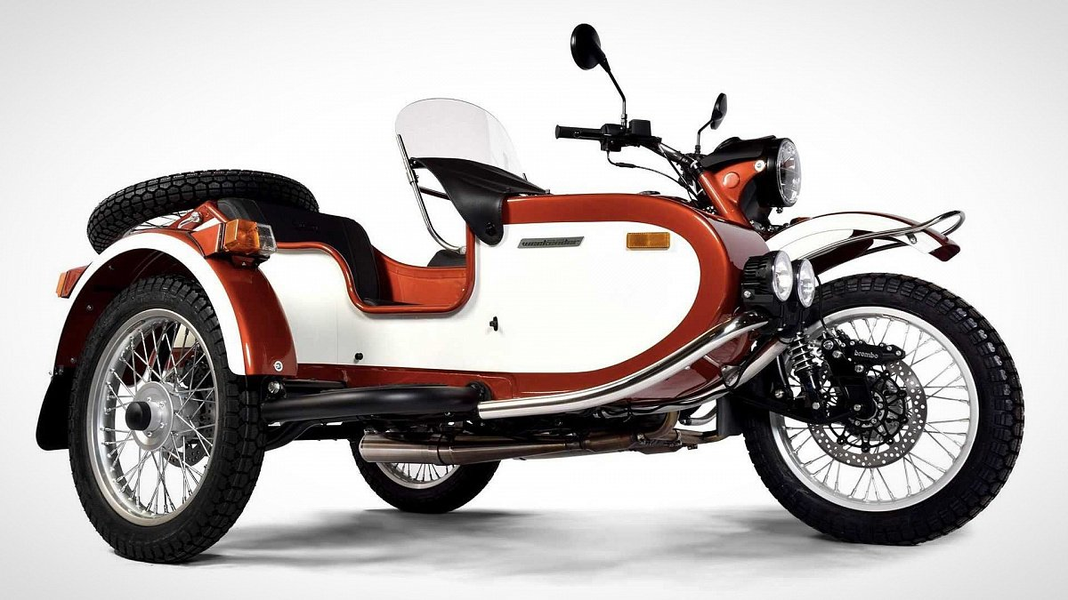 Мотоцикл «Урал» вышел в особой серии Weekender SE