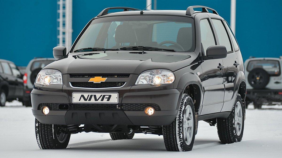 Объявлены январские скидки на Chevrolet Niva