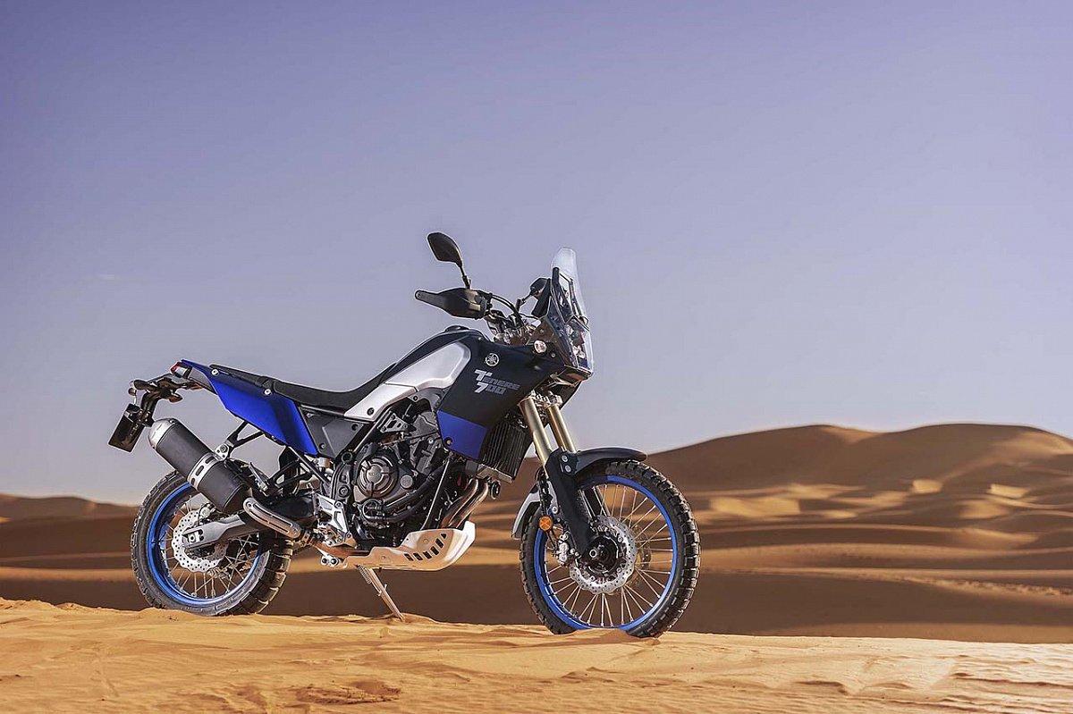 Yamaha вскоре представит экстремальный эндуро Ténéré 700?