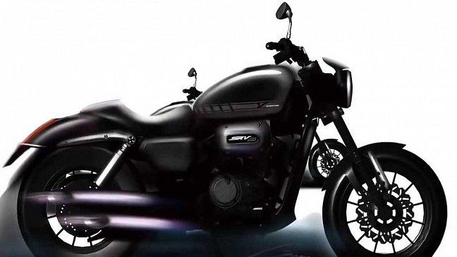 Американцы представили дальнобойный электрический мотоцикл