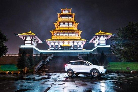 Продажи китайских авто в России выросли в 1,5 раза