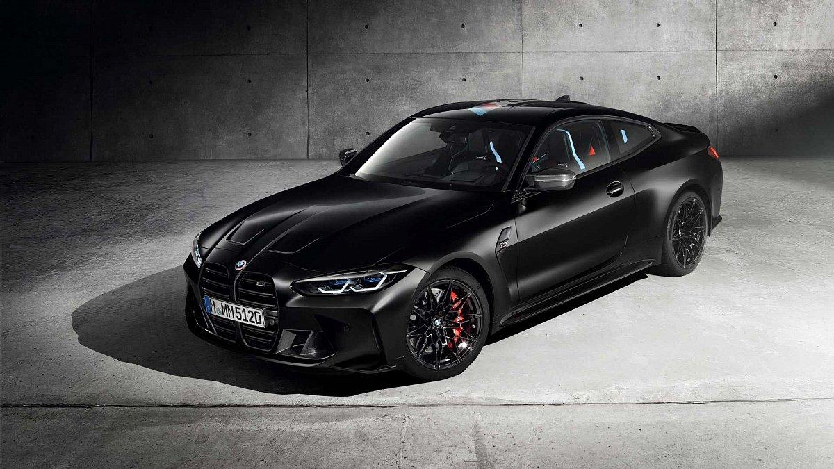 BMW M4 Competition получил особую ограниченную версию