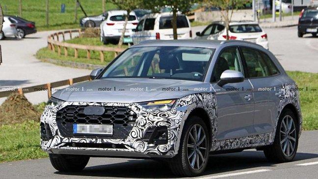 Audi привезет в РФ новые S6, S7 и кросс-универсал A6 allroad