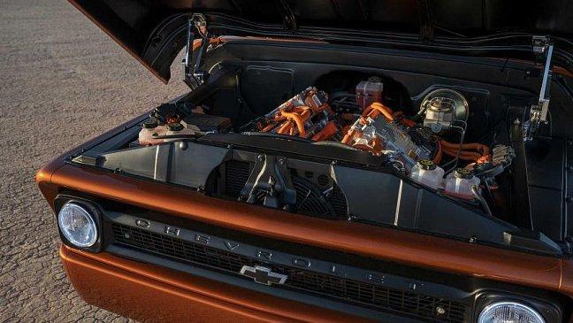 Опубликован тизер салона Chevy Corvette в самой мощной версии Z06