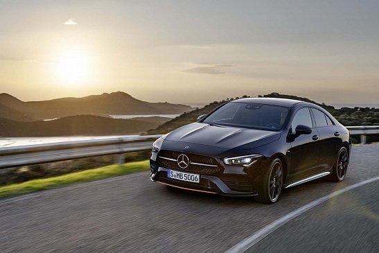 Новый Mercedes-Benz C-Class получит только электрифицированные моторы