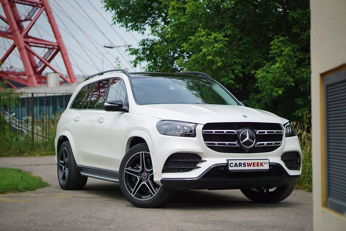 Флагман: тест Mercedes-Benz GLS 450 смотреть видео, видеобзор, комплектации, характеристики авто, фото, цены в России на сайте Carsweek