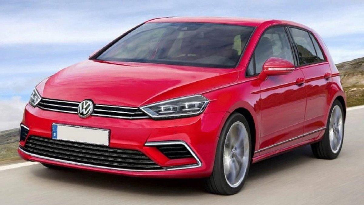 Вавтоконцерне VW назвали срок начала производства новой модели Golf