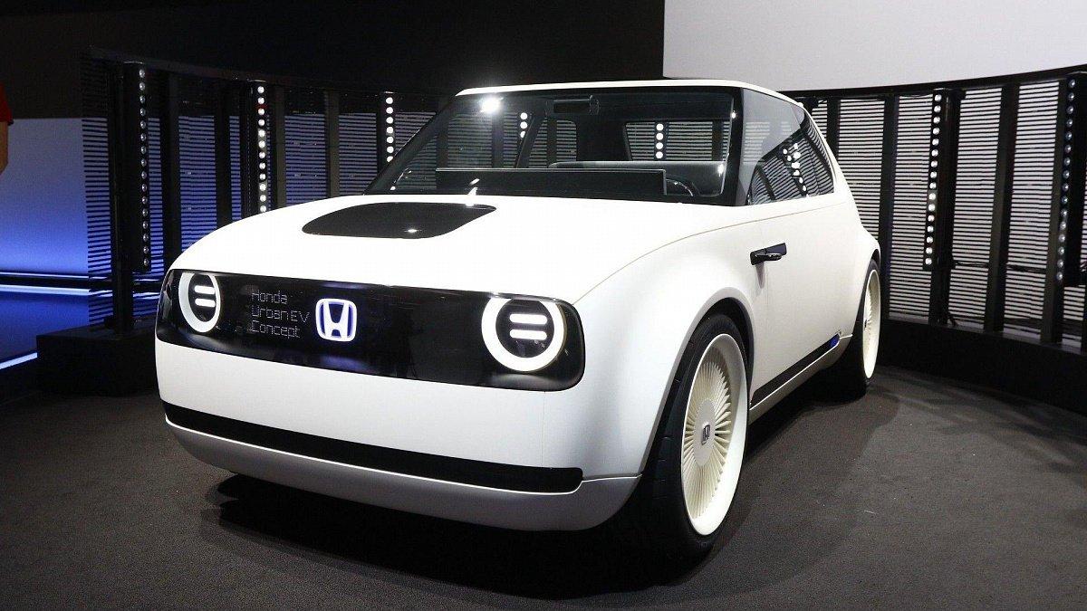 Представленный в Женеве электрокар Honda Urban EV войдет в серию