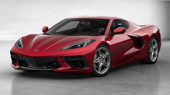 Chevy Corvette 2020 имеет проблемы с качеством сборки