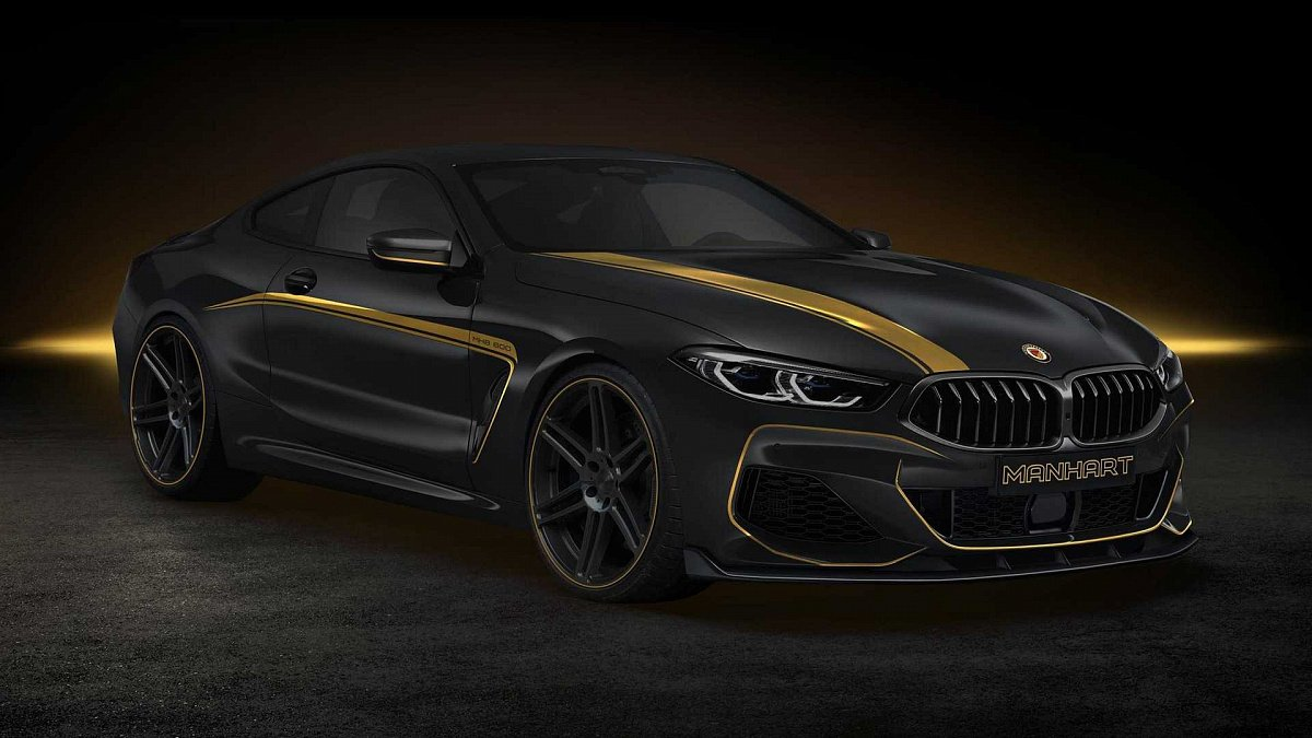 Альтернатива M8: BMW 8-Series Coupe от Manhart