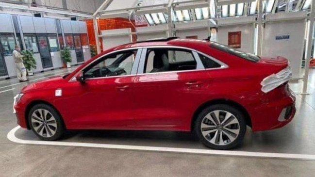 Компания Audi выпустят гибридную вариацию модели A8