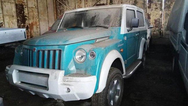 Коллекция раритетных ГАЗ в отличном состоянии продается за 200 млн рублей