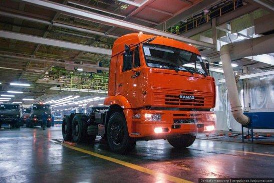 Автомобили УАЗ могут оснастить более экологичными двигателями