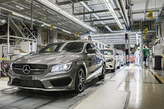 Mercedes-Benz работает над мощной версией внедорожника G-Class