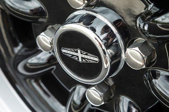 Раритетный Morris Mini в идеальном состоянии выставлен на продажу