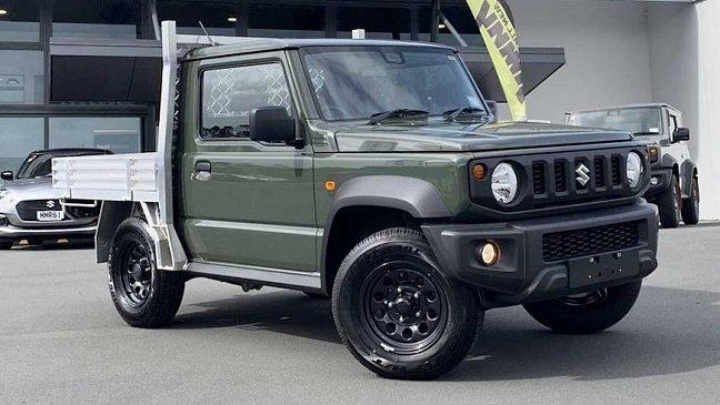 Хэтчбек Suzuki Baleno получил кросс-версию