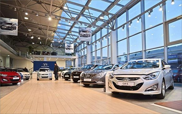 В России на 6 - 30 тысяч рублей подорожали автомобили Hyundai