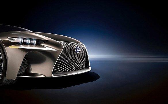 Названы ТОП-10 лучших моделей марки Lexus