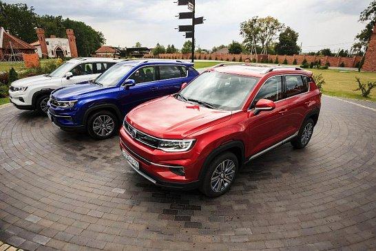 Названы самые продаваемые китайские автомобили в России
