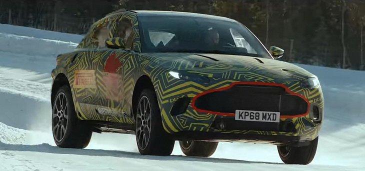 Aston Martin построил симулятор гибридного суперкара Valkyrie