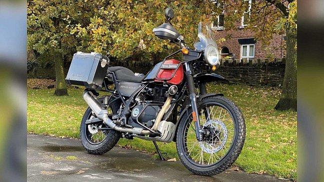 В октябре рынок мотоциклов с пробегом увеличился на 31%
