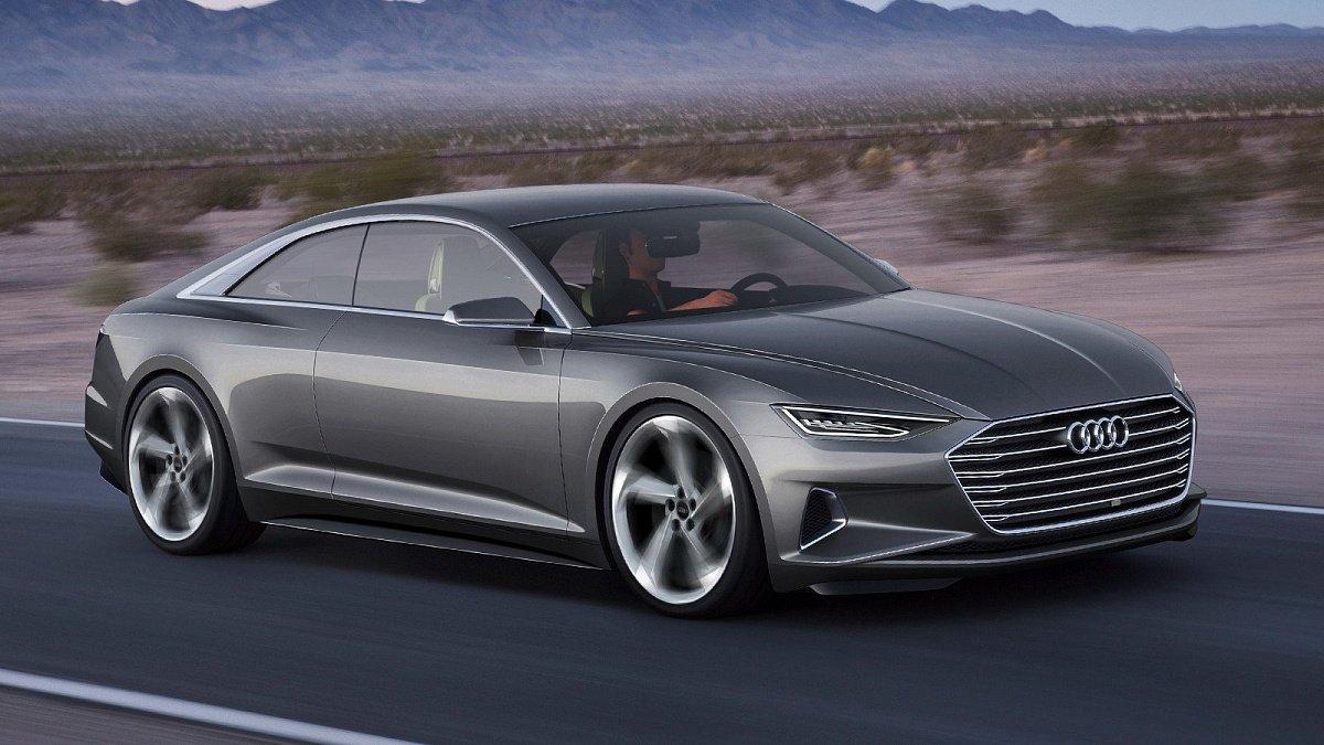 Новый Ауди A8 будет первым автомобилем спрогрессивным автопилотом