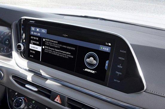 Седан Hyundai Sonata нового поколения пришелся по вкусу автомобилистам Южной Кореи