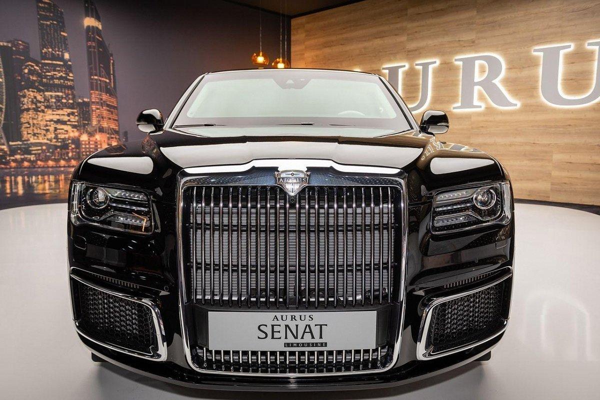Роскошный седан Aurus Senat подорожал на 22% еще до начала серийного производства