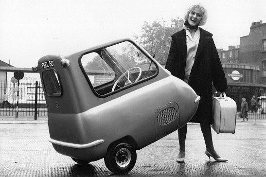ТОП-5 самых странных автомобилей