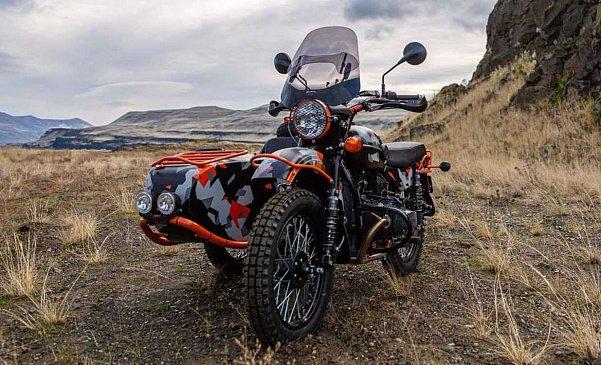 В ноябре рынок подержанных мотоциклов в России показал уверенный рост
