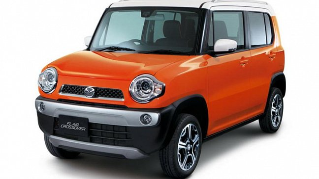 Компания Suzuki презентовала семиместный кроссовер XL7