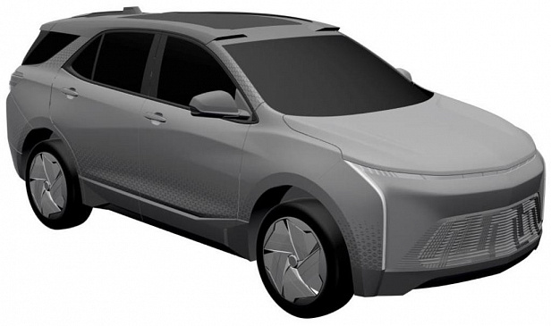 Крошечные точки помогут предотвратить угон новых внедорожников Toyota Land Cruiser
