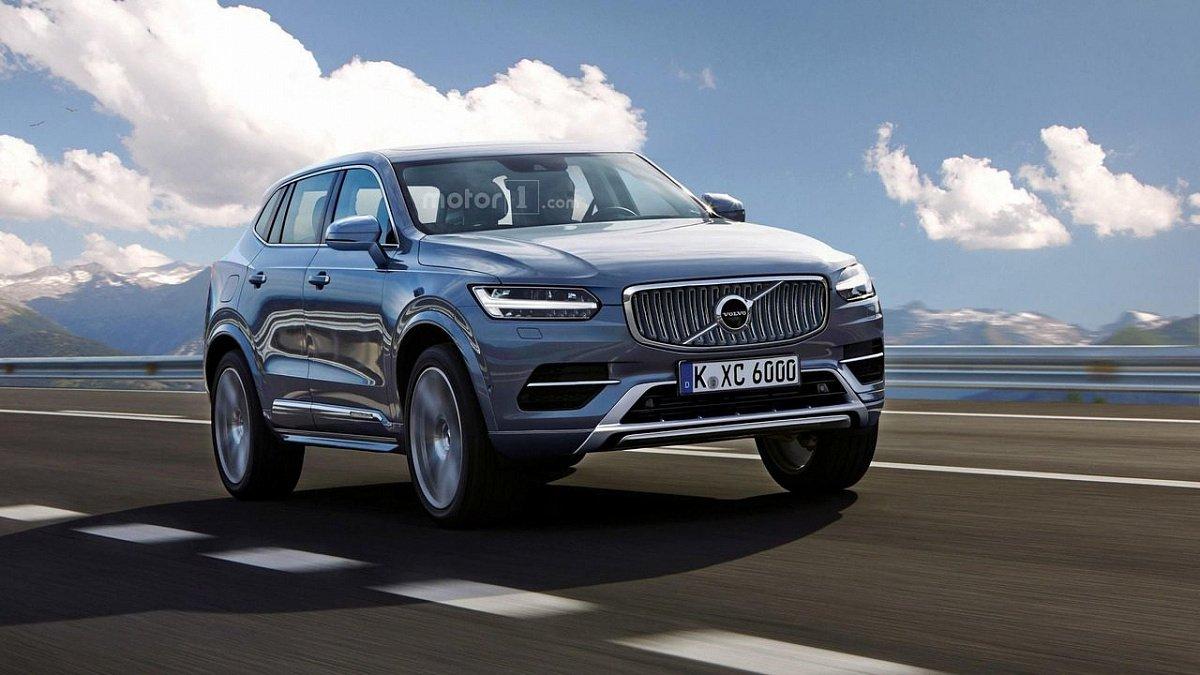 Шведская Volvo рассказала о российских новинках