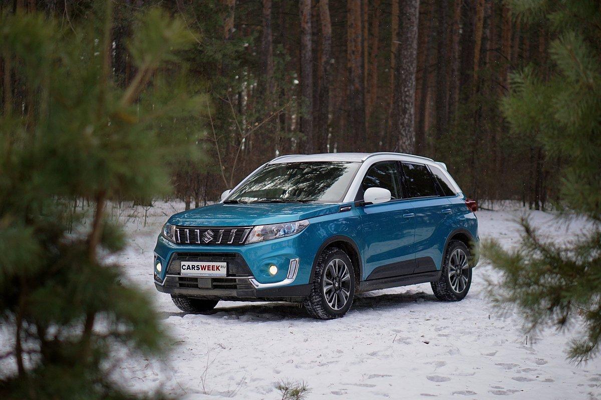 Кросс-хэтч: тест Suzuki Vitara читать, обзор, тест, комплектации, характеристики авто, фото, цены в России на сайте Carsweek
