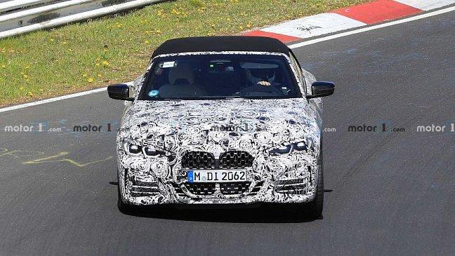 В BMW рассказали о купе 4-Series нового поколения