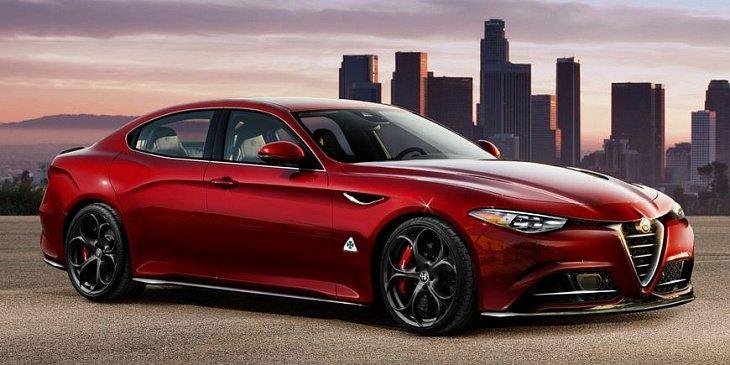 До 2022 года Alfa Romeo представит семь новинок