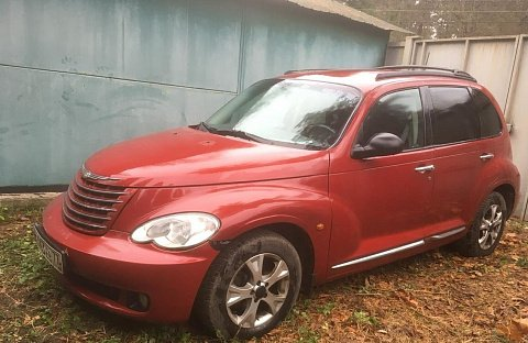 Chrysler PT Cruiser 2000 – 2010