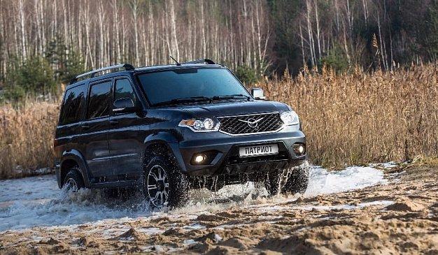 В декабре автомобили УАЗ стали стоить дороже