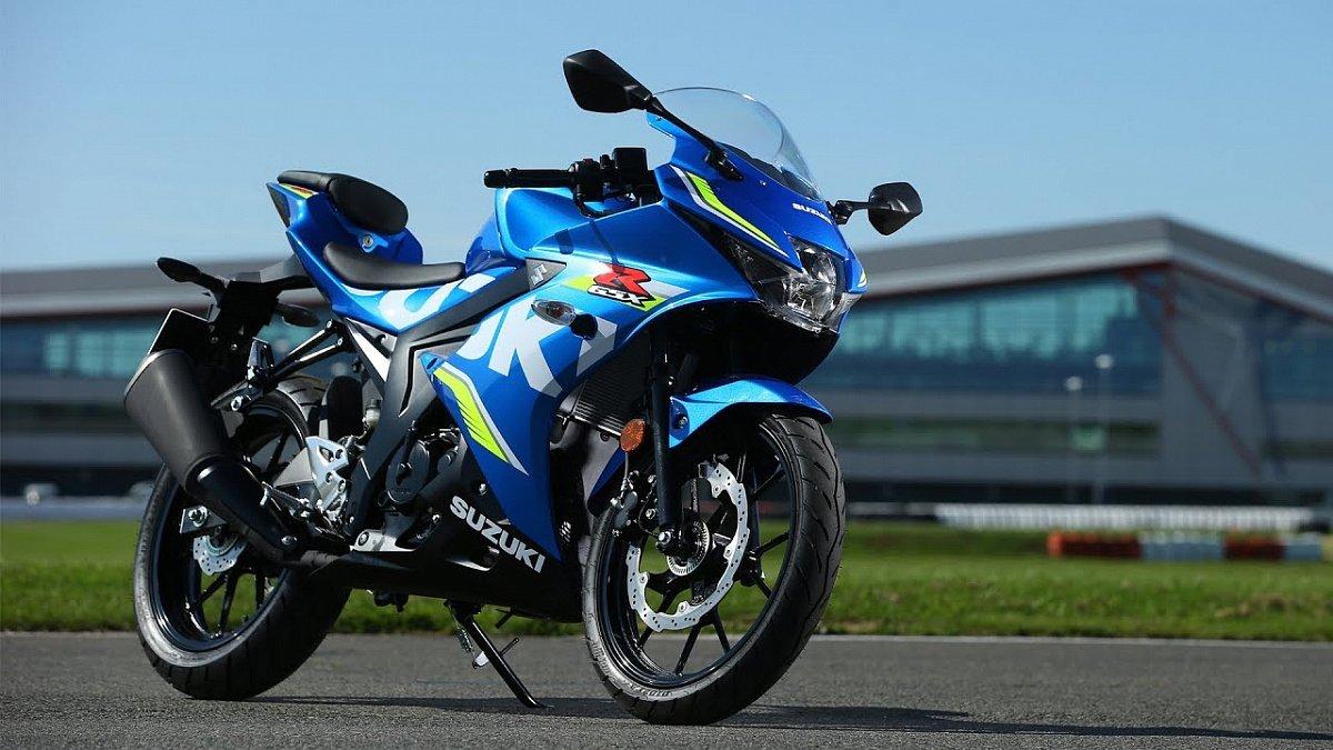 Компания Suzuki вывела на японский рынок мотоцикл GSX-R125