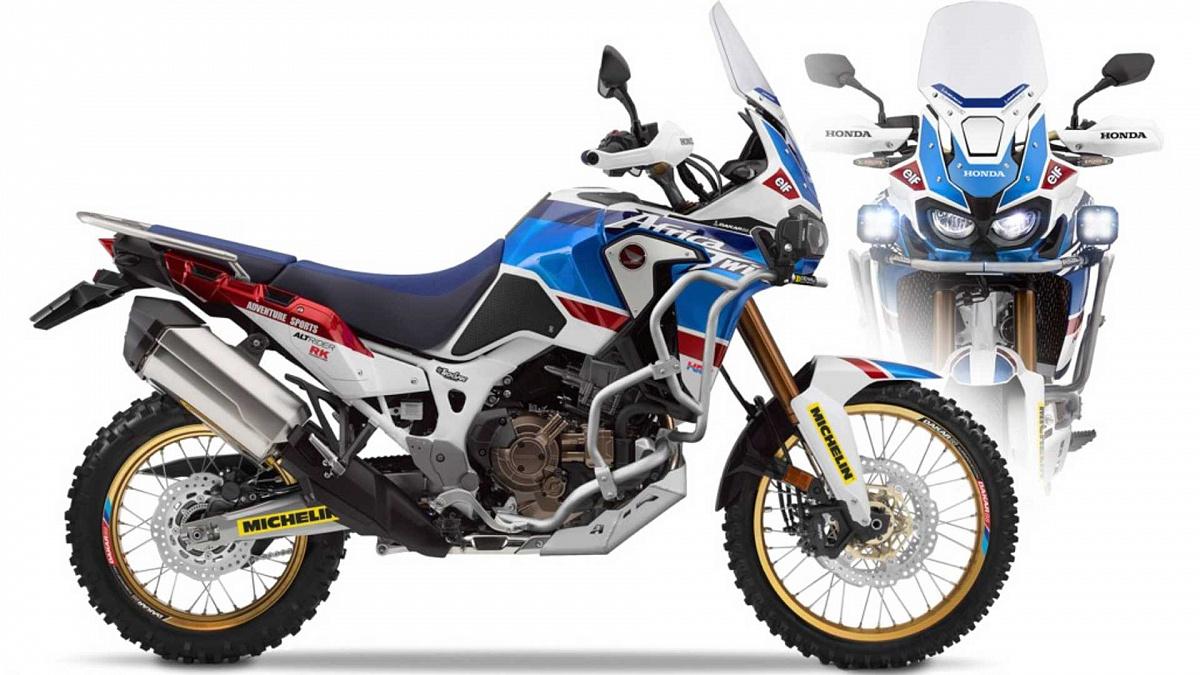 Rubberdust выпустил высококачественные наборы наклеек для мотоциклов